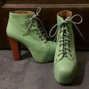 Jeffrey Campbell Mint Litas